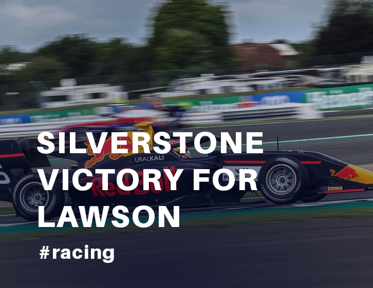 Silverstone victory puts Lawson back in contention