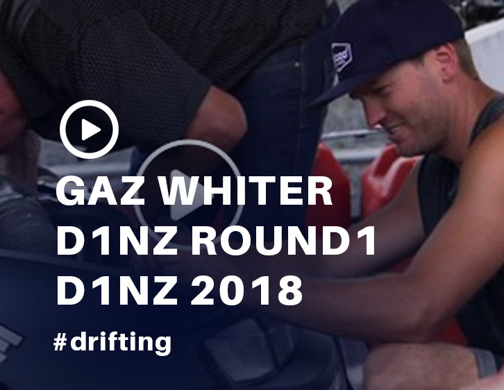 Gaz Whiter D1NZ Round 1 2018