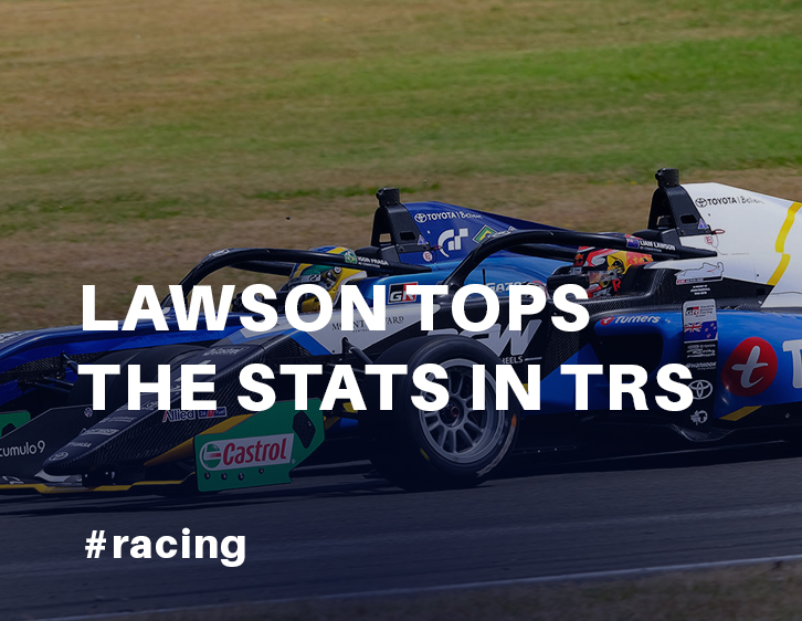 Lawson tops the stats in TRS