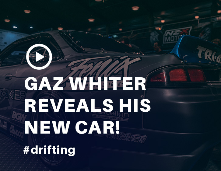Gaz Whiter Reveals His Car